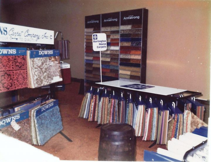 Scharm Carpet Shop Inside