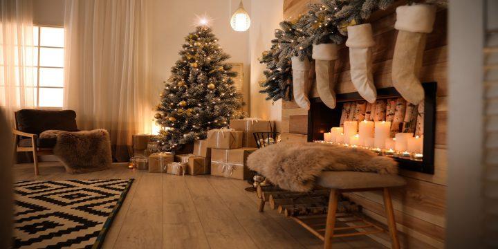 gifting new floors for christmas