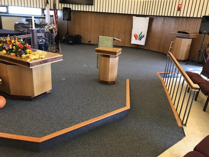 elk grove flooring job