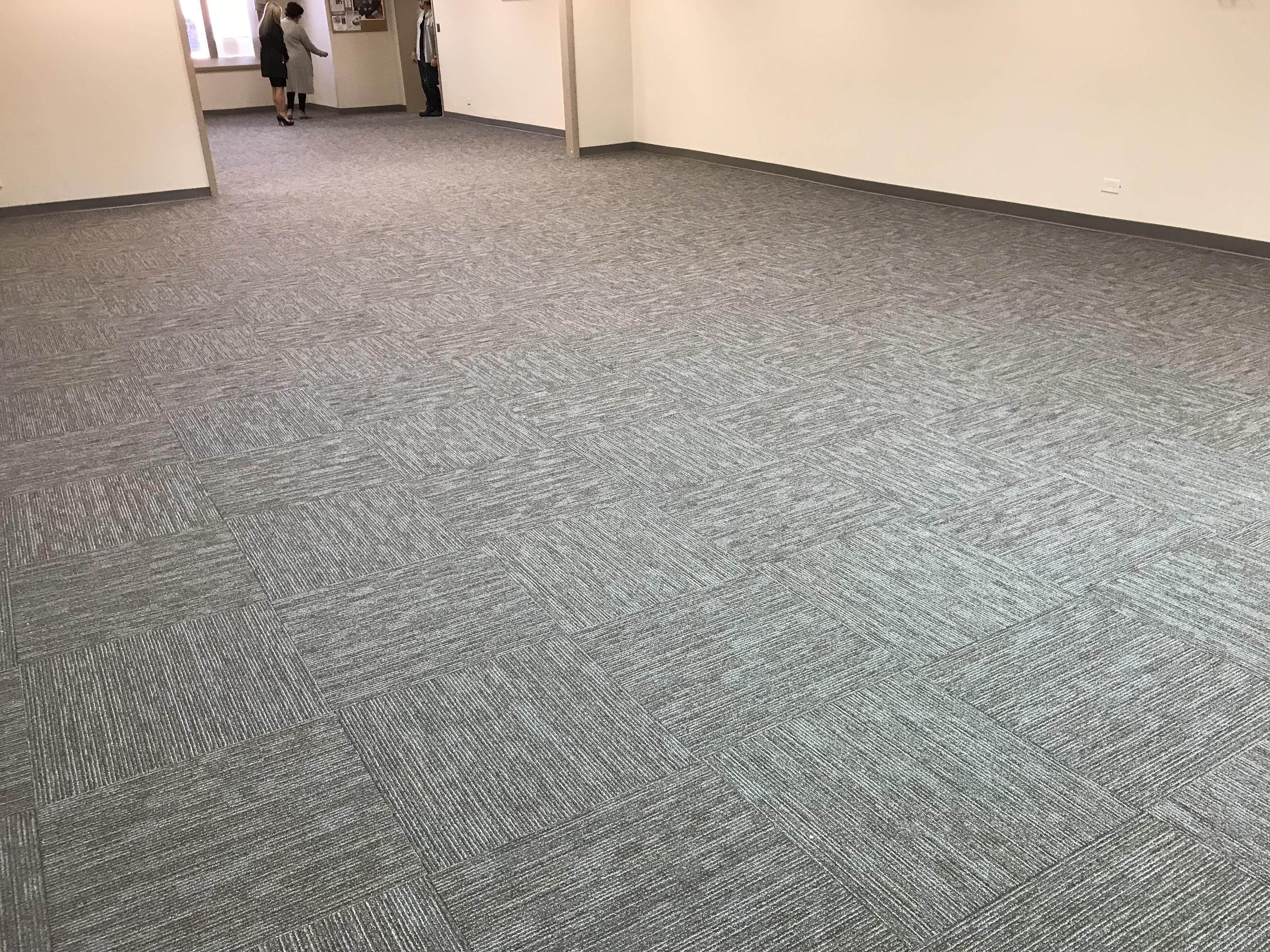 Scharm Donates And Installs New Carpet For The Des Plaines