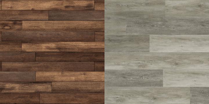 Scharm Floor Covering Hardwood vs Luxury Vinyl Flooring Which Right You
