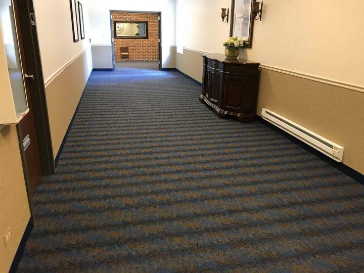 new carpet installation wheeling