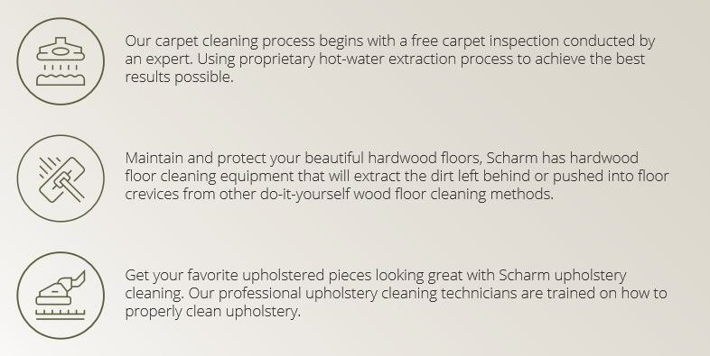 Carpet Floor and Upholstery Cleaning