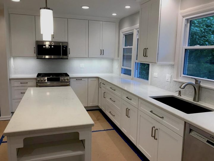 kitchen backsplash arlington heights