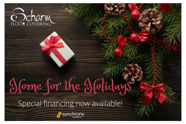 flooring financing promotion
